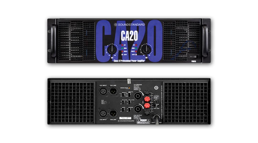 Công suất Soundstandard CA20