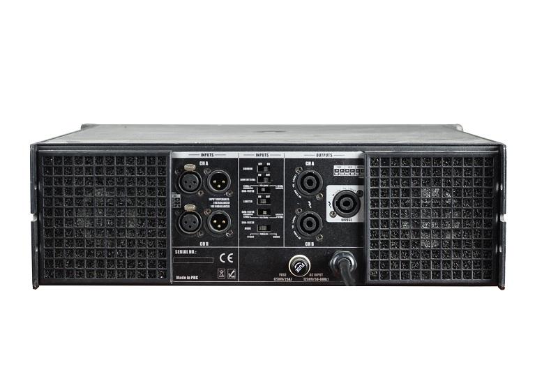 Công suất McGregor MA1350