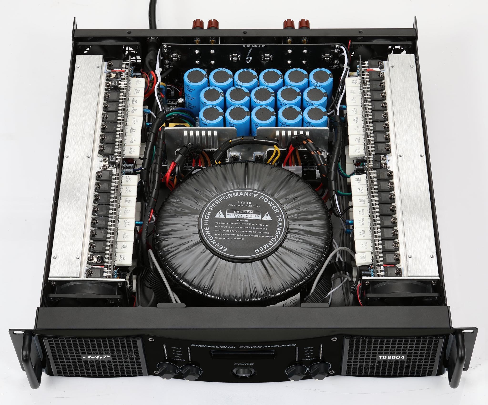 Công suất Vinktv TD8004