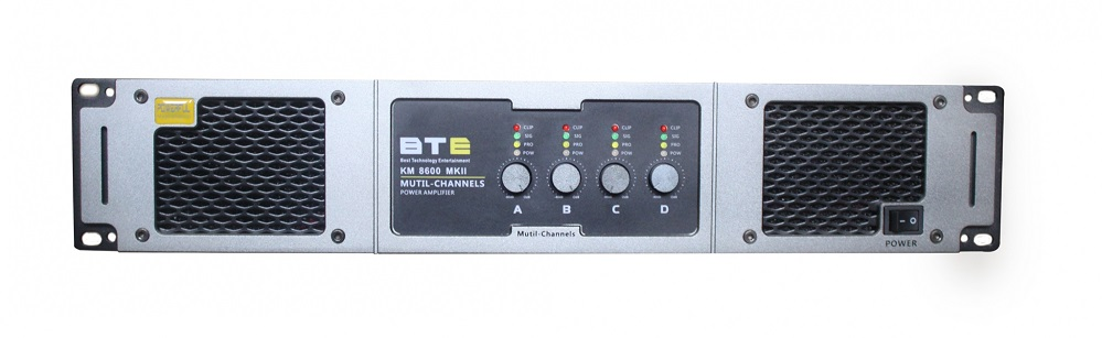 Công suất BTE KM8600 MKII