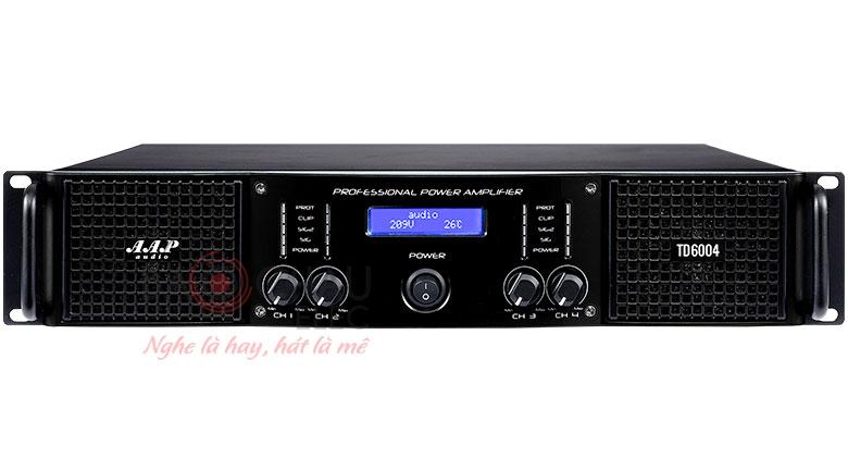 Công suất AAP TD-6004