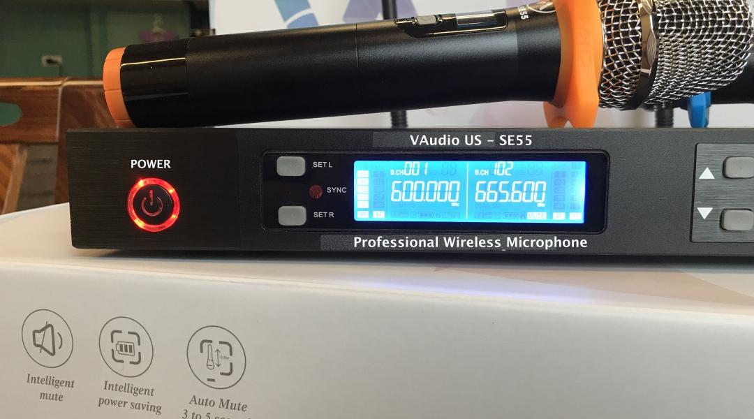 MICRO VAUDIO US - SE55