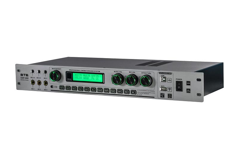Vang số BTE DSP-680