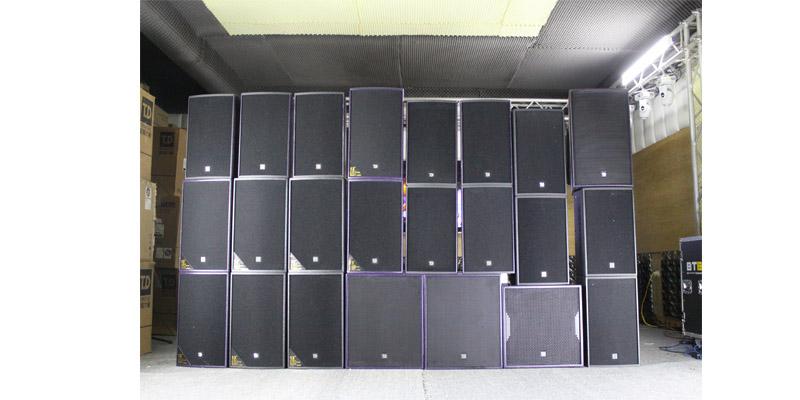 Loa siêu trầm T.D Taichee TW-B18i