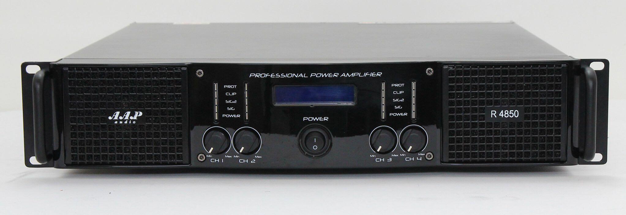 Công suất AAP R-4850