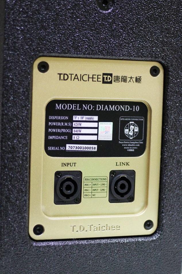 Loa T.D Taichee Diamond-10