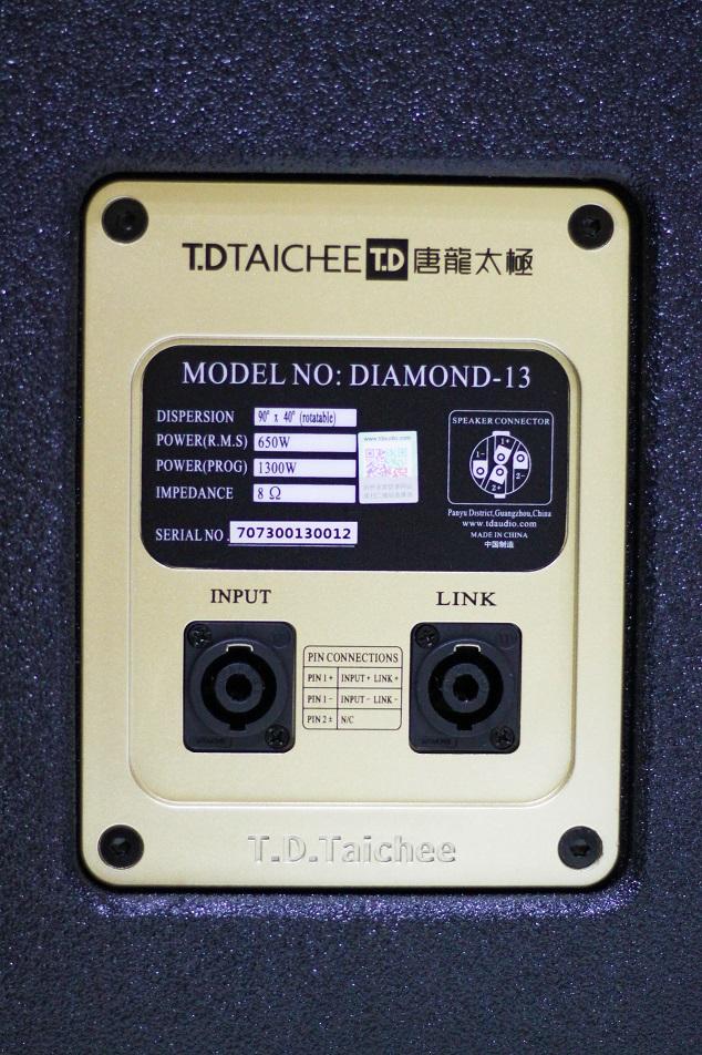 Loa T.D Taichee Diamond-13