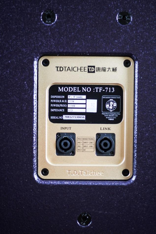 Loa T.D Taichee TF-713