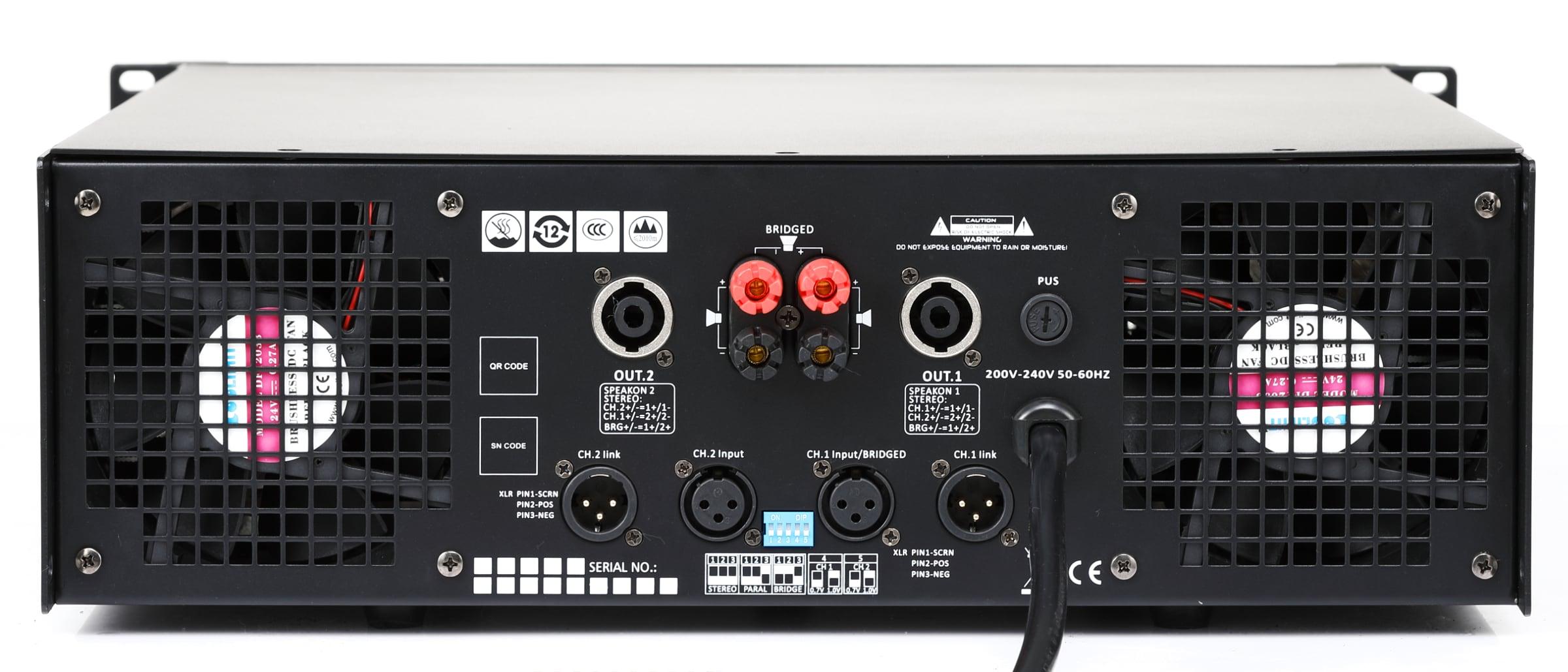 VCông suất AAP DX-20002