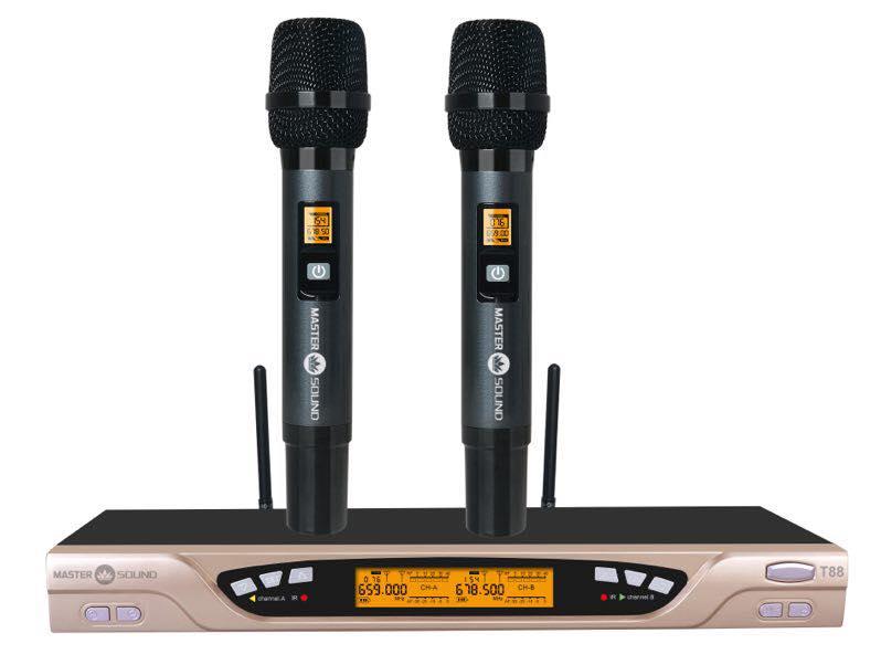 Micro Master Sound T88