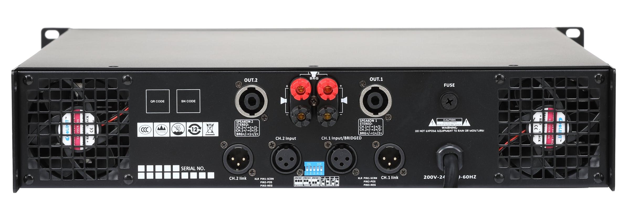 Công suất  AAP TD-6002