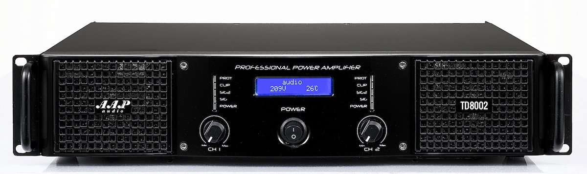 Công suất AAP TD-8002