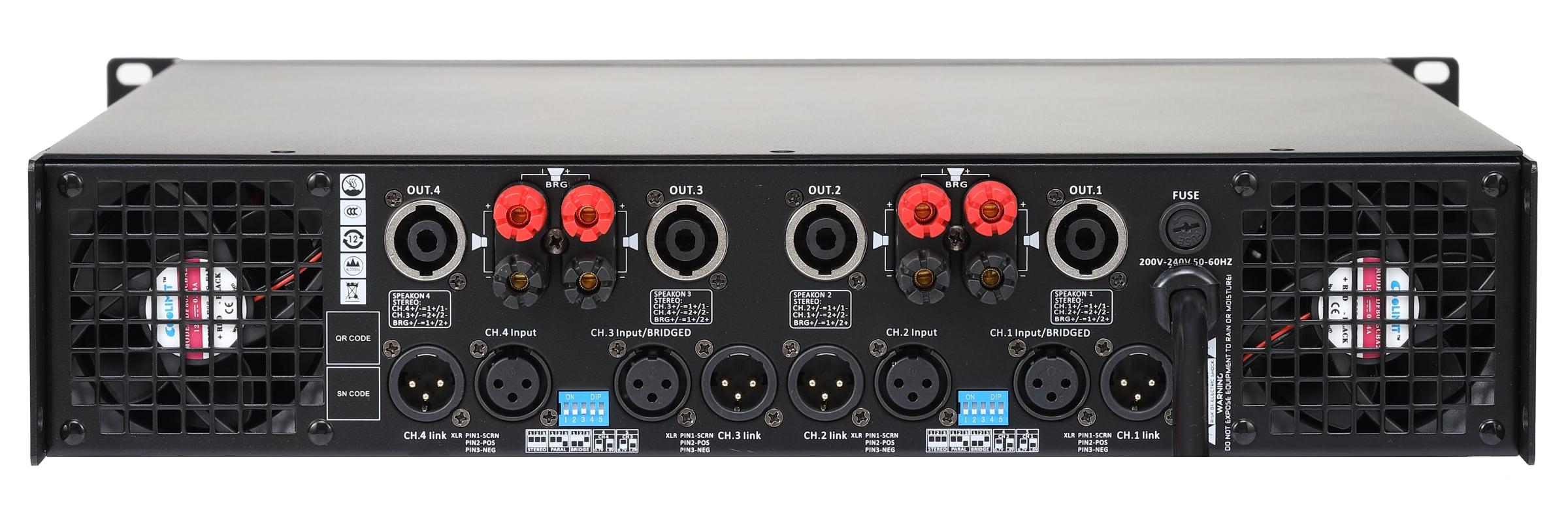Công suất AAP TD-4004