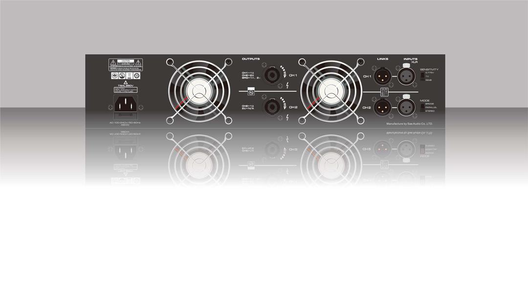 công suất SAE TX800