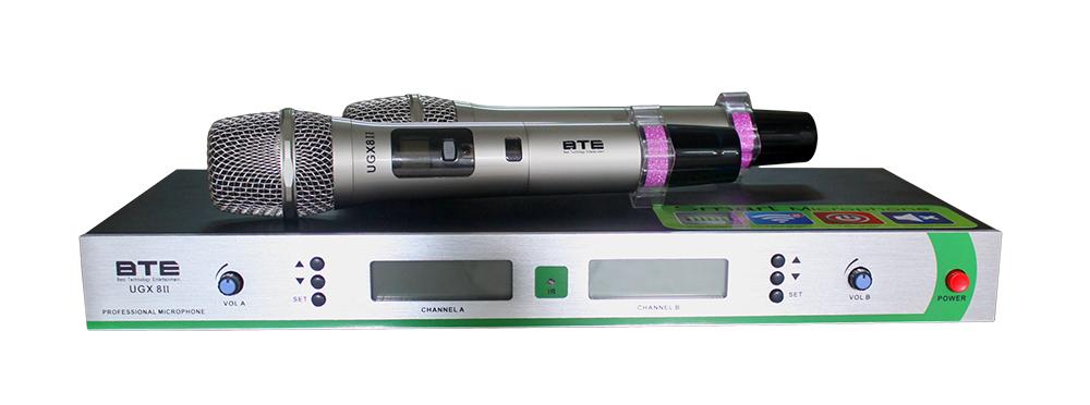 Micro không dây BTE UGX8II