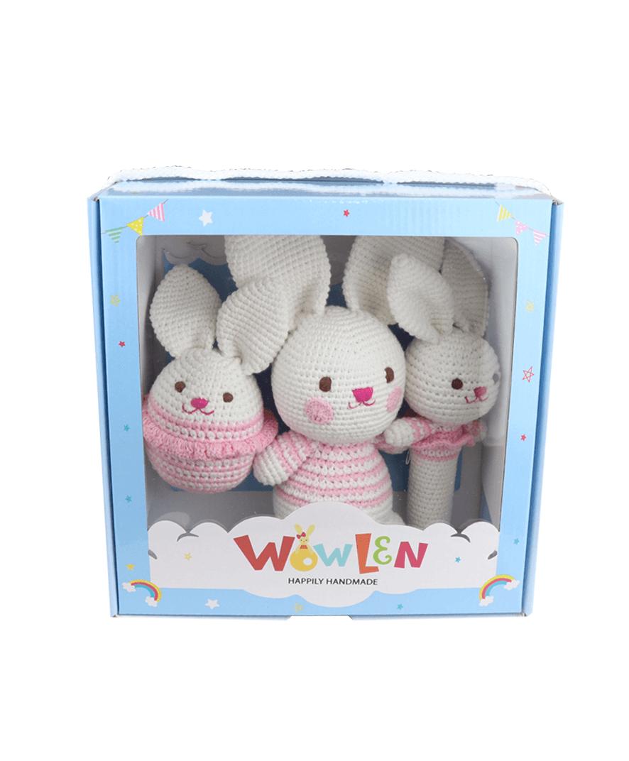 Set Newborn Thỏ Gái