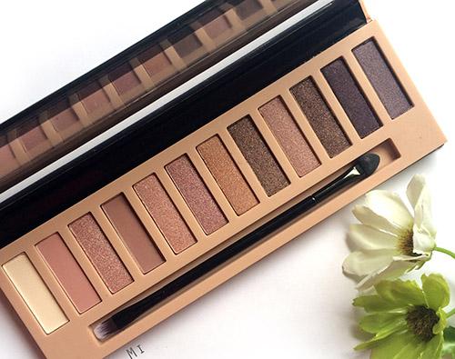 Phấn Mắt LA Girl Eyeshadow Collection Nudes - Vân Shop Cosmetic 1