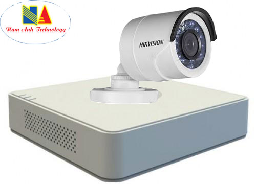 Trọn Bộ 01 Camera HIKVISION DS-2CE16C0T-IRP (1.0MP)