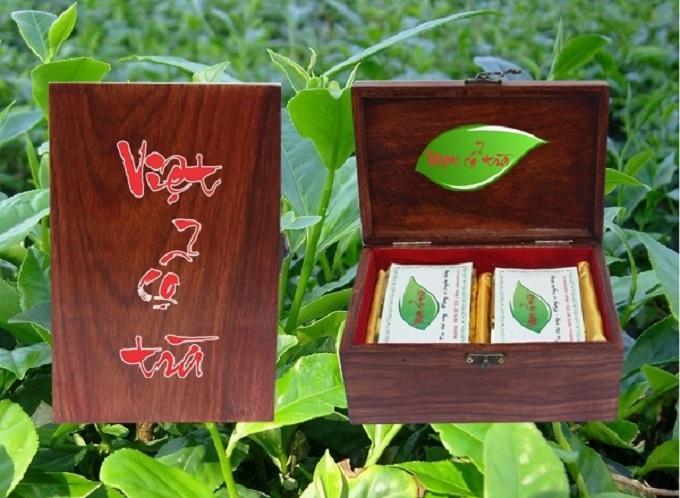 Hộp Chè - Việt Cổ Trà