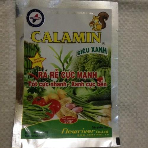 Bao bì phân bón rễ CALAMIN