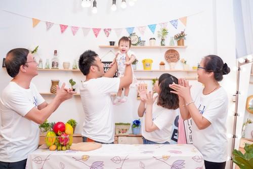 kỹ thuật chụp hình gia đình
