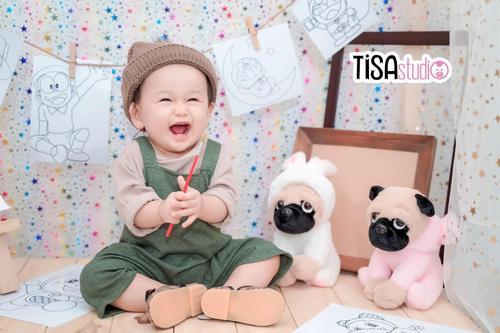 Studio chụp hình cho bé Sài Gòn