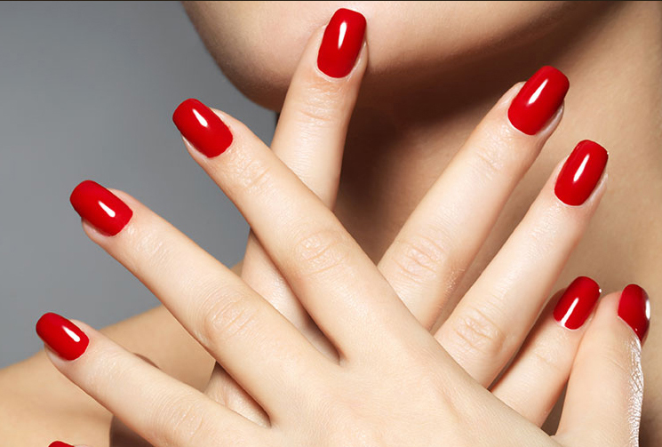 Shellac Nails Services