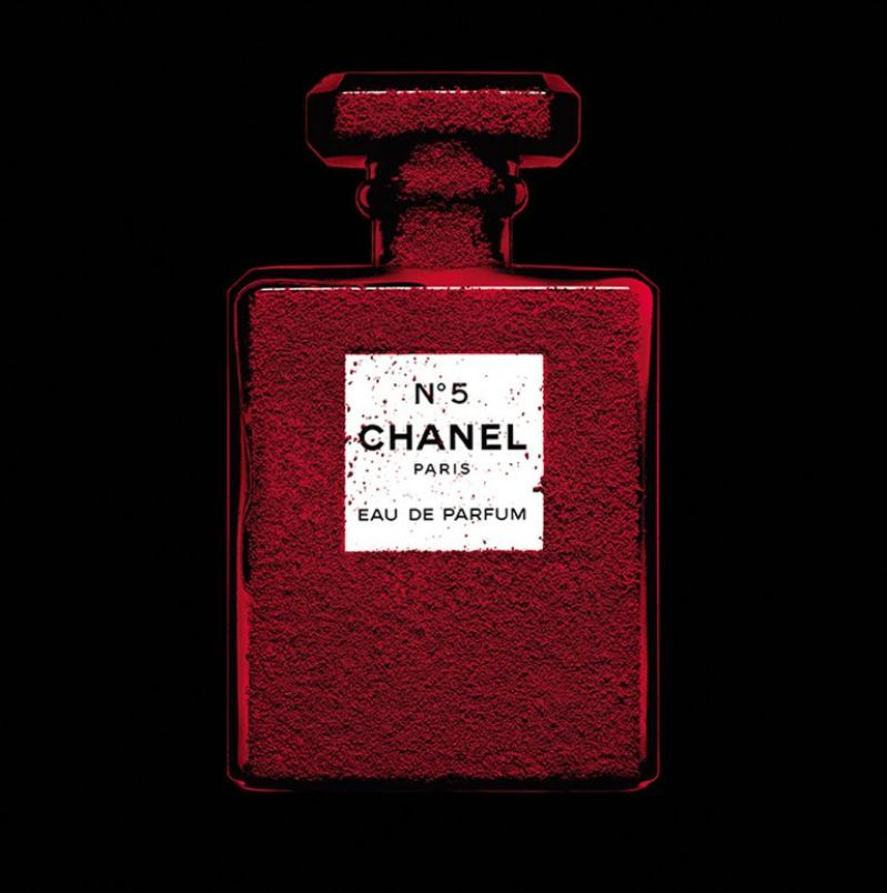 Chanel No.5 Red Limited Edition