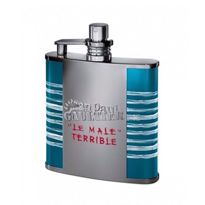 Le Male Terrible Travel Flask for men