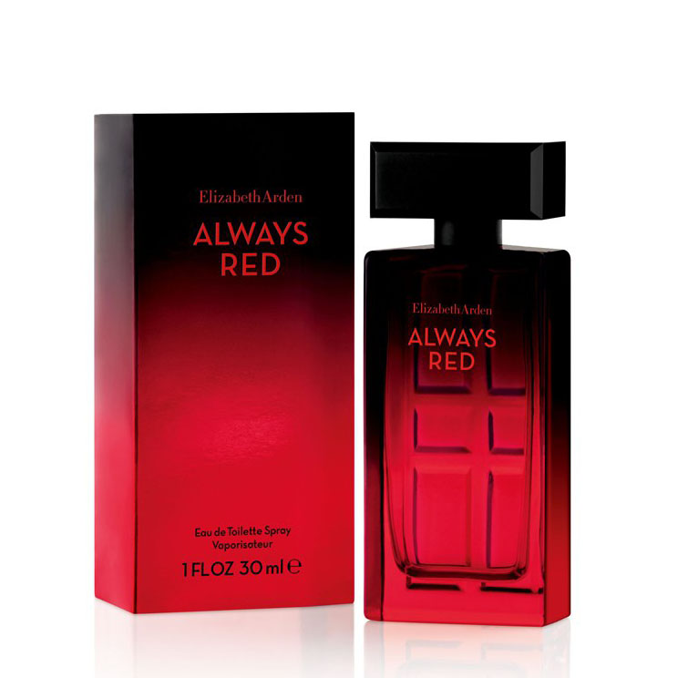 Elizabeth Arden Always Red For Women