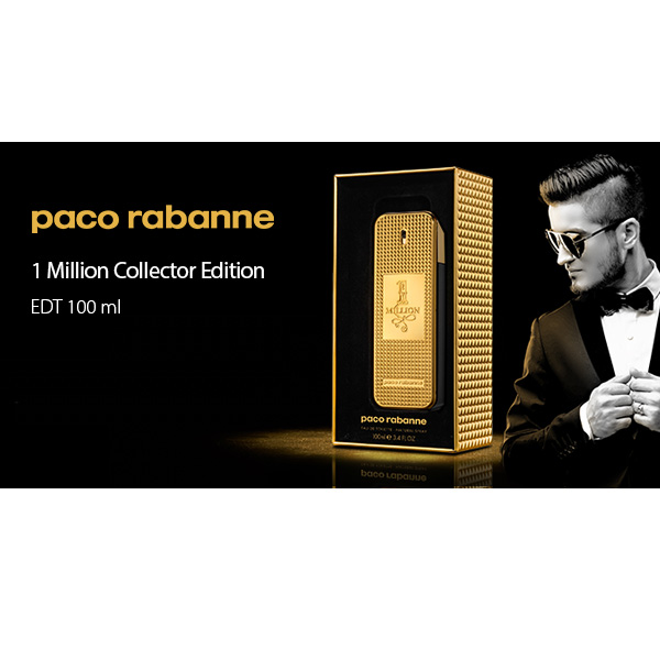 Paco Rabanne One Million Collectors Edition