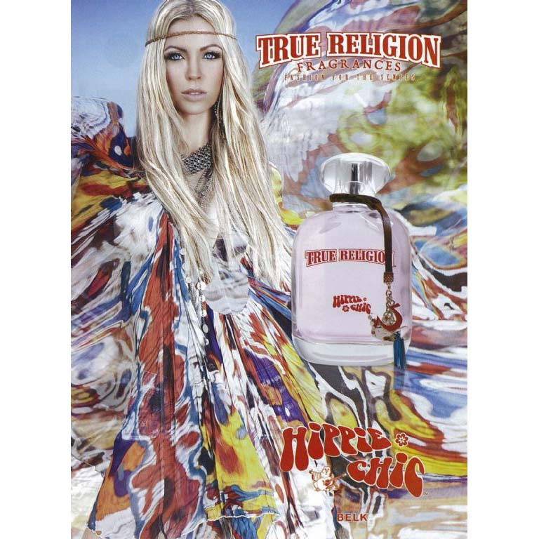 Hippie Chic True Religion