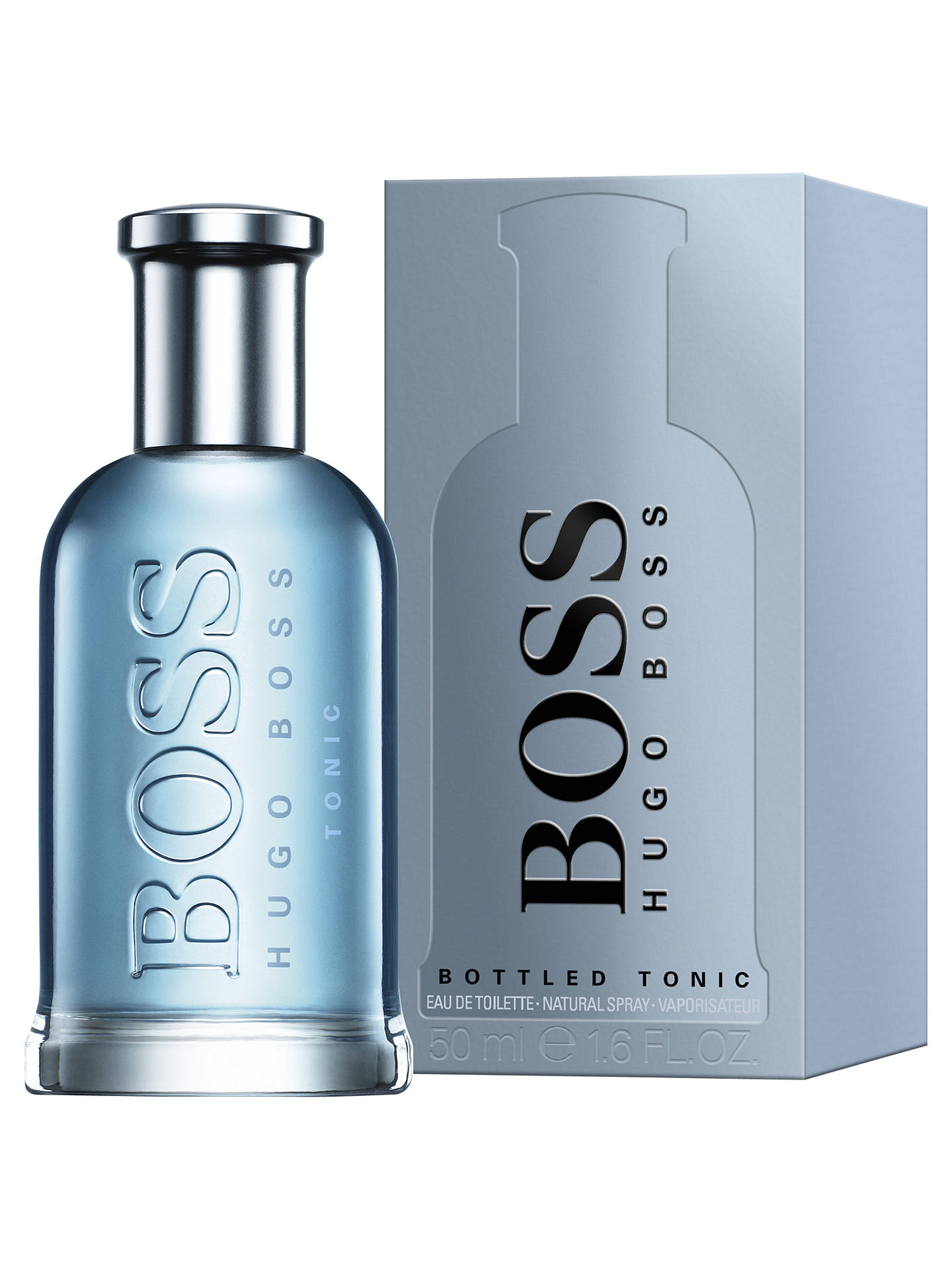 Hugo Boss Bottled Tonic EDT