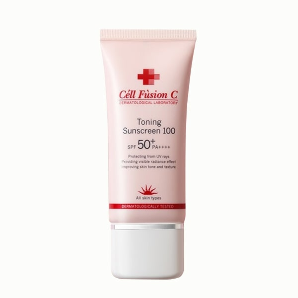 Kem chống nắng Cell Fusion C Toning Sunscreen 100 (35ml)