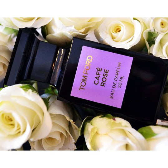 Tom Ford Cafe Rose for women & men