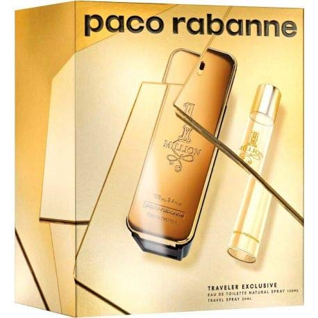 Gift set Paco Rabanne One Million Traveler Exclusive