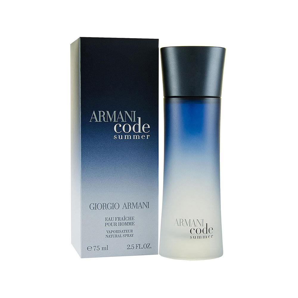 Giorgio Armani Code Summer For Men