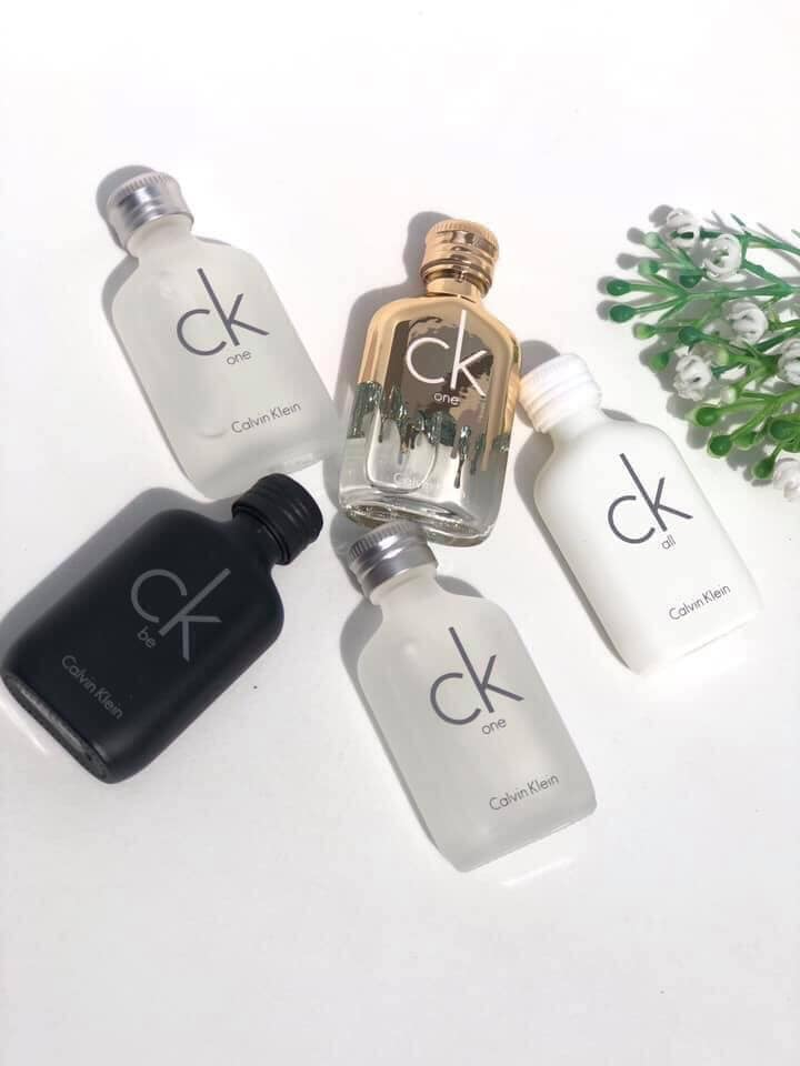 Set Calvin Klein 10ml 5 Pieces