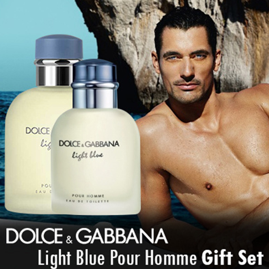 Light Blue Pour Homme Gift Set