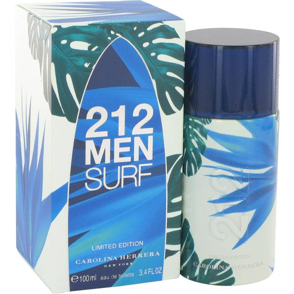 Carolina Herrera 212 Surf for men