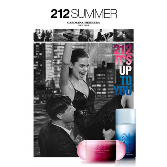 212 Summer for men