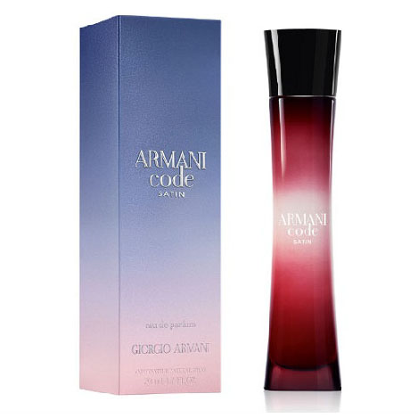 Armani Code Satin for women
