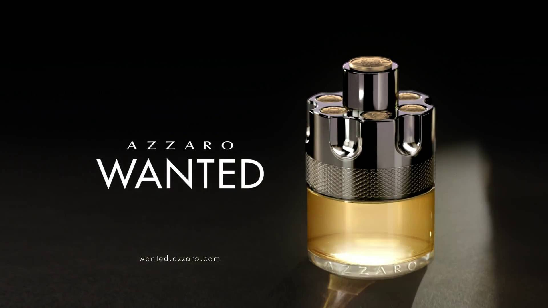 Wanted Azzaro for men