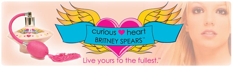 Britney Spears Curious Heart