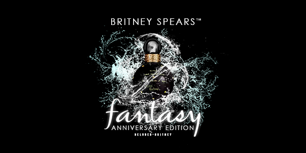 Britney Spears Fantasy Edition Anniversaire