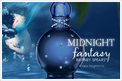 Britney Spears Midnight Fantasy