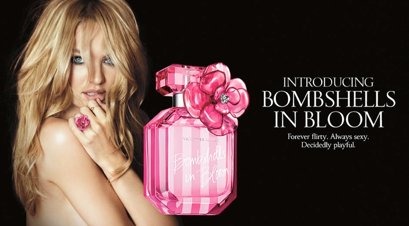 Victoria's Secret Bombshells In Bloom For Women