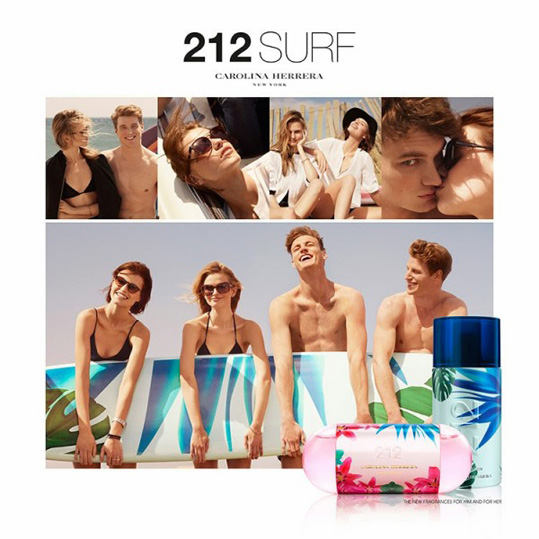 Carolina Herrera 212 Surf For Women