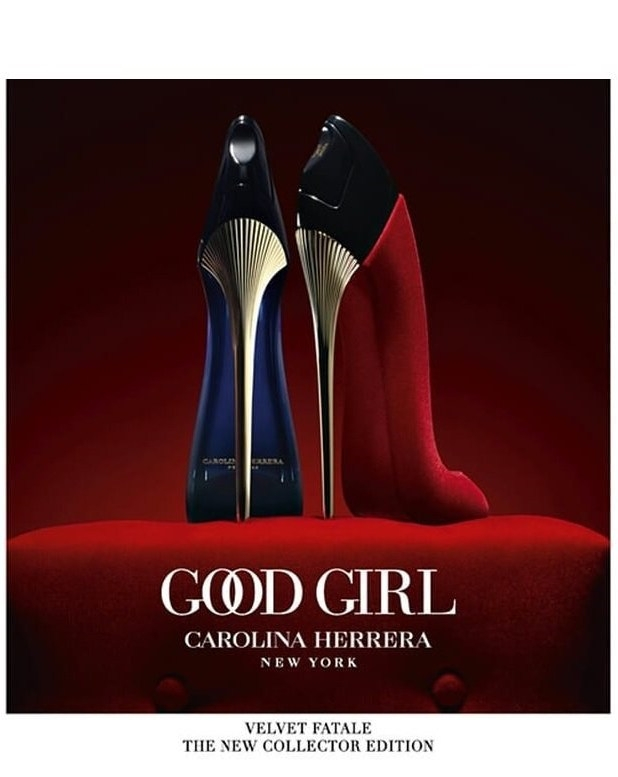 Carolina Herrera Good Girl Velvet Fatale Limited 2018