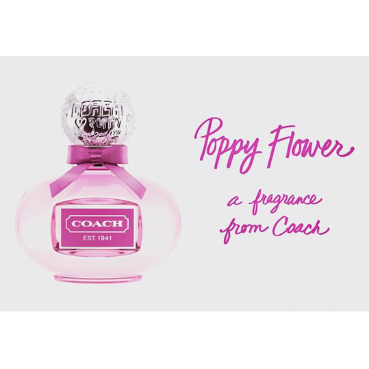 Coach Poppy Flower For Women